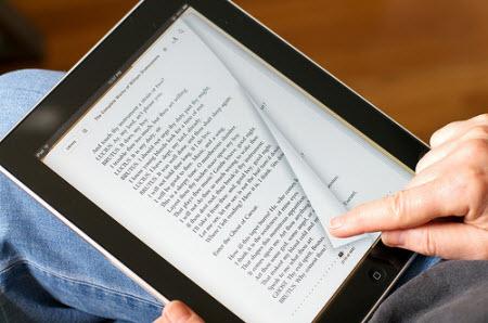 iPad-eBook-Reader